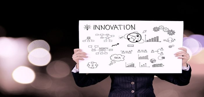 Innovation requires that YOU do something different!