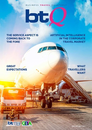 "btTB-GBTA launch new e-zine ""Business Travel Quarterly"""